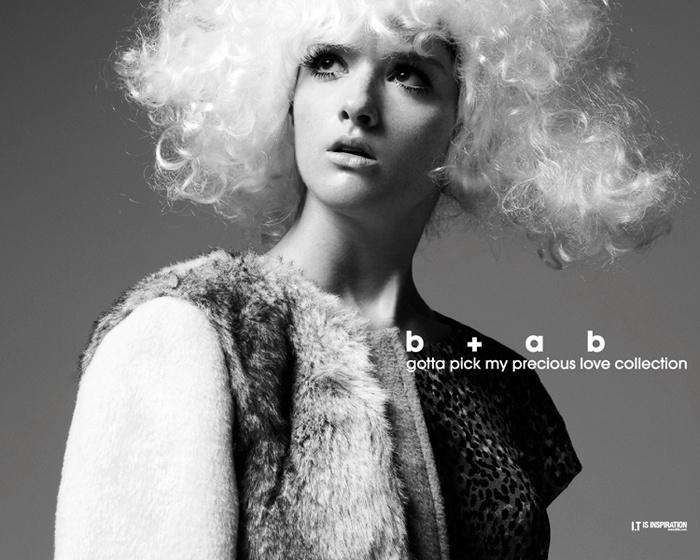 b+ab high-fashion collection 2011 F/W