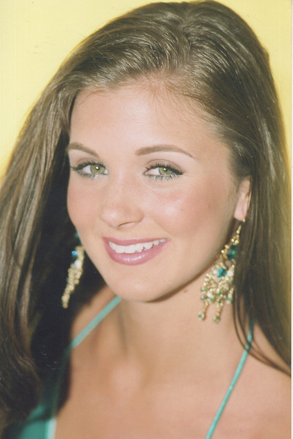 MISS SUMMERVILLE TEEN USA --  ALLY TOWNSEND