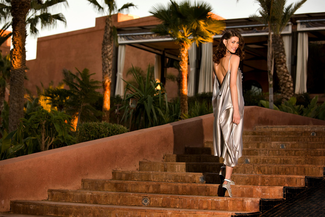 Cosmopolitan - evening dresses- Marrakech