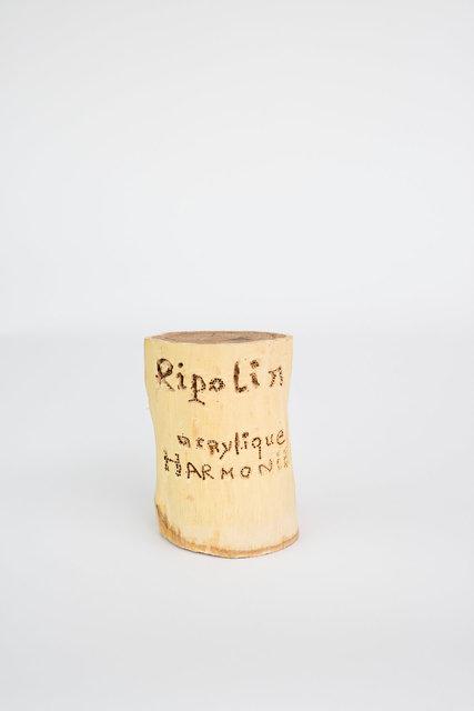 Pot de peinture Ripolin acrylique - Collège Offenbach