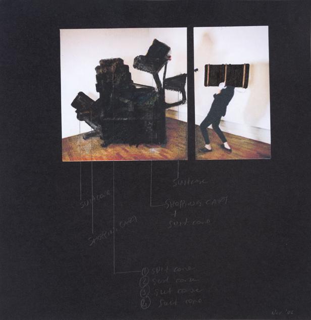H 23 x W 23 cm, 2006
