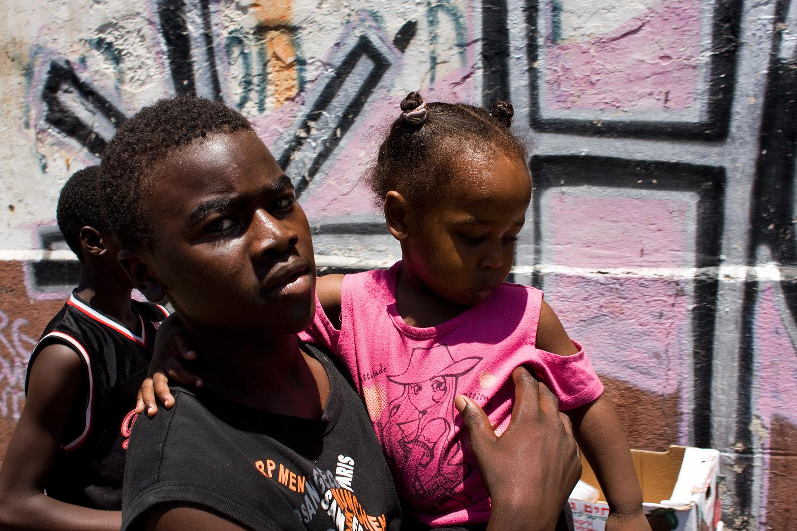emmanuel and Bachita    2009
