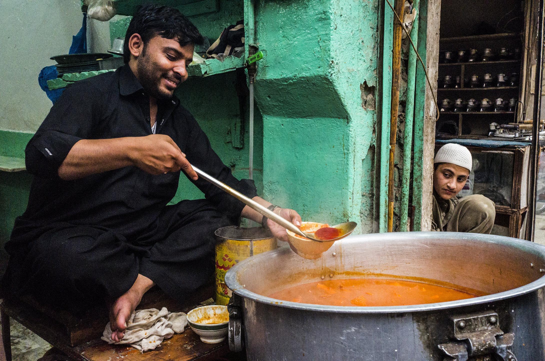 Peshawar, Pakistan. 2015.