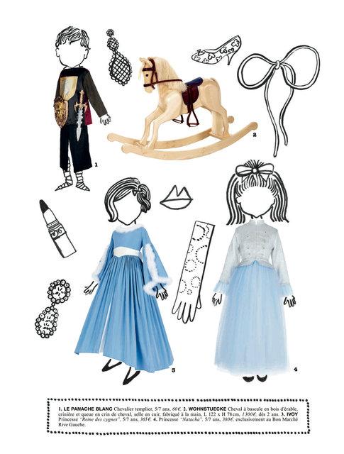 """Catalogue jouets noël pour """"Le Bon Marché"""""""