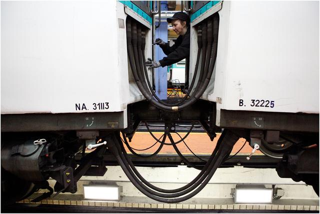 RATP - département MRF