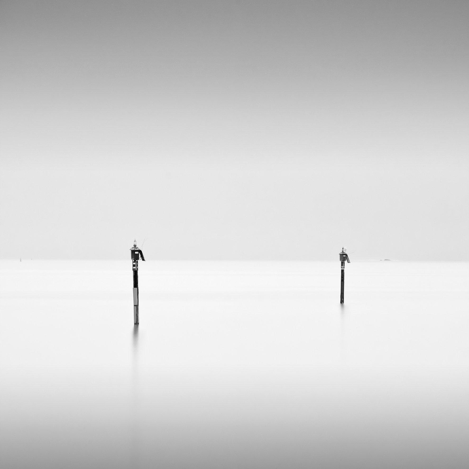 Lioght Beacons, Dungarvan Harbour