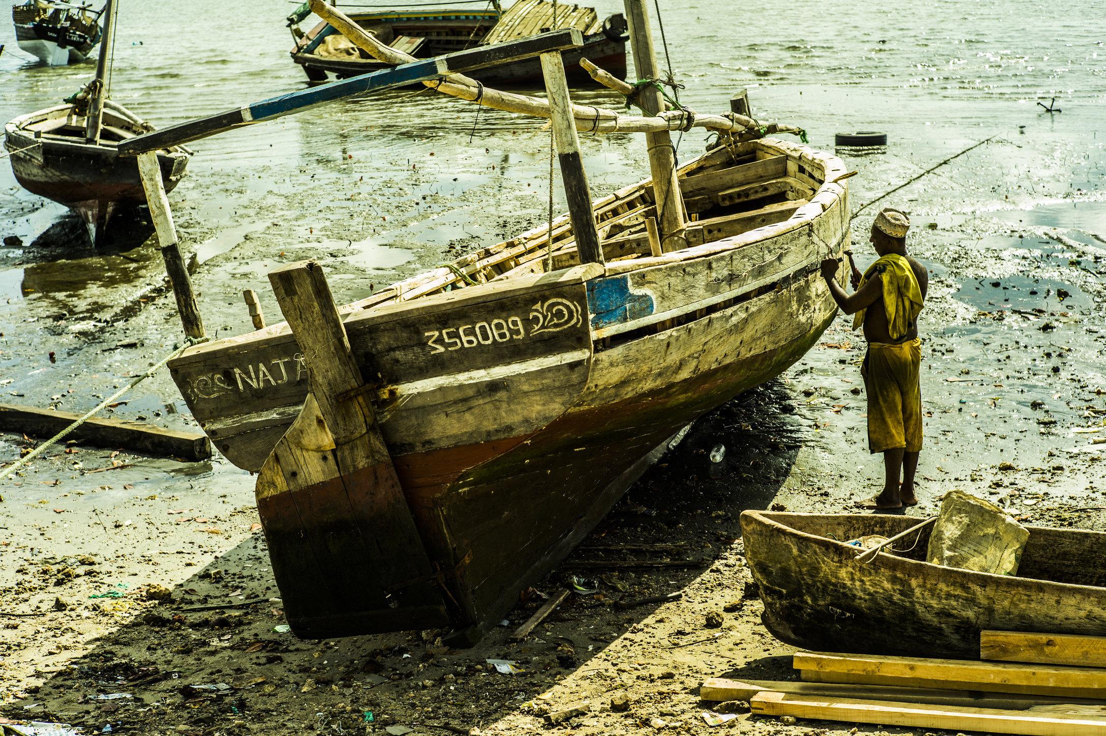 Lamu, Kenya. 2013.