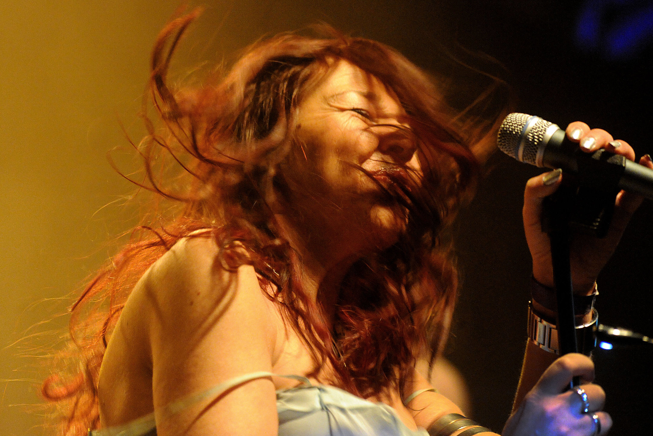 Marielle Tirotto and the Blues Federation, MEZZ