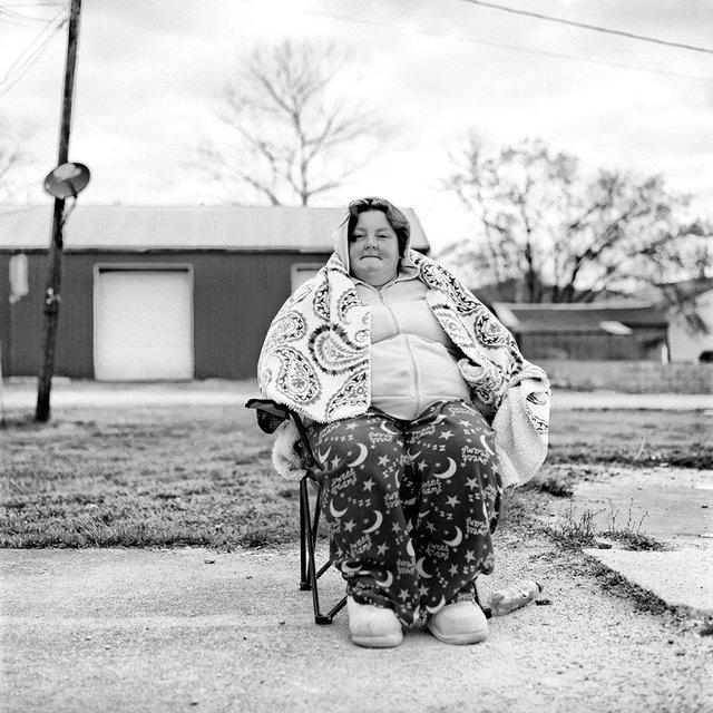 Joanie Campbell, Clay City, KY