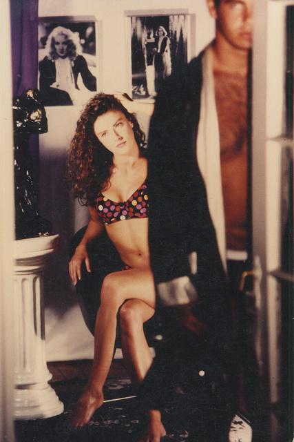 MODELS- DANIELLE CORLEY, JOE  Danielle was a beauty queen including  MISS SC-USA.
