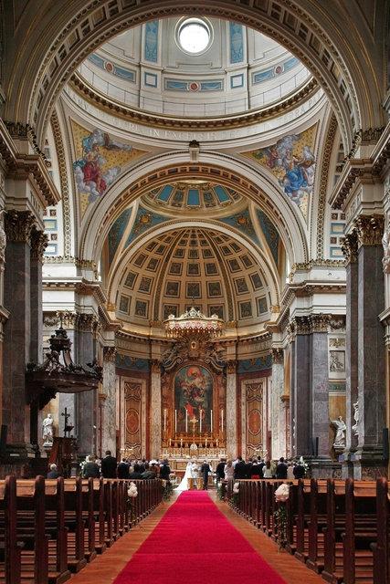 Brompton Oratory, London SW7