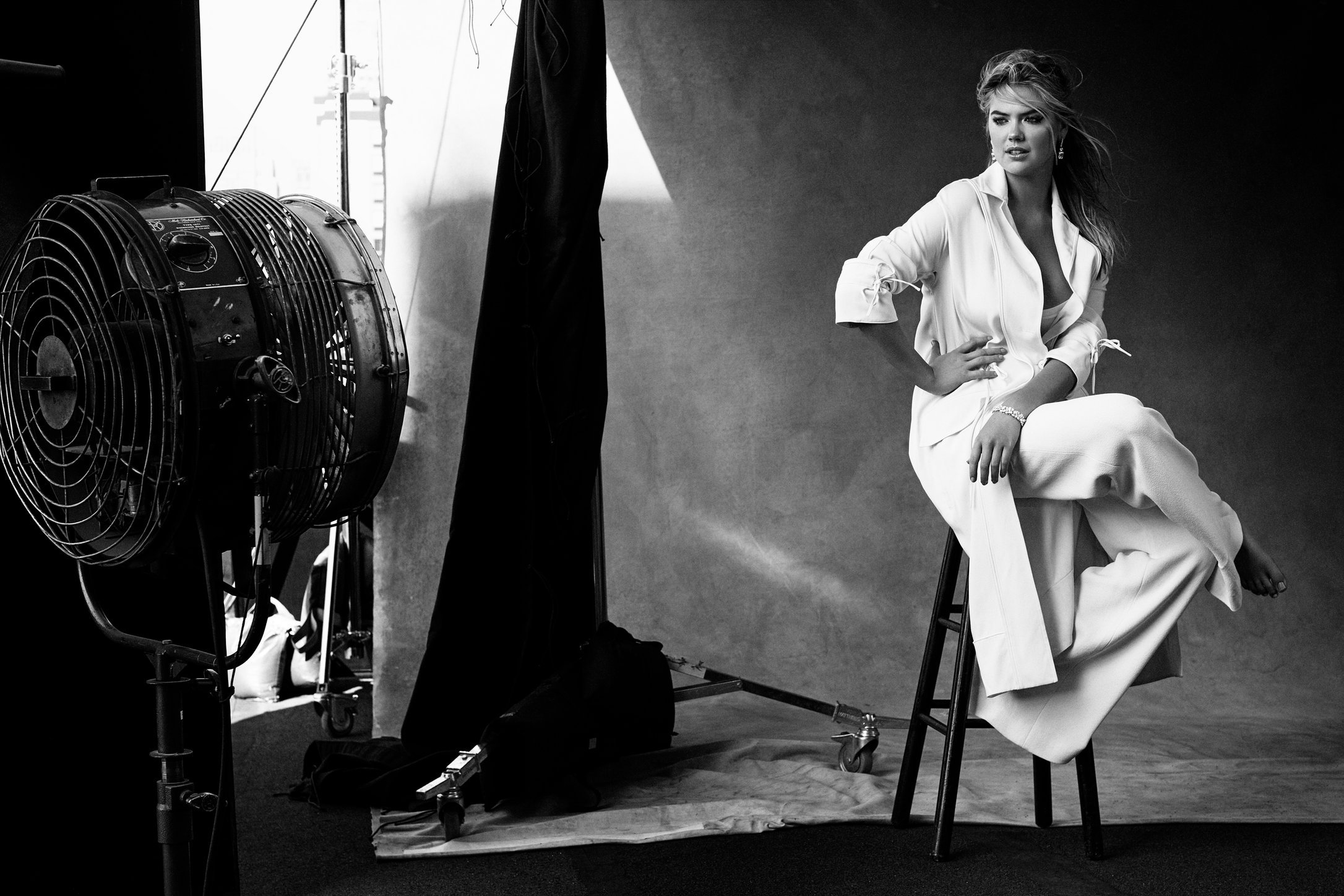 Harper's Bazaar Australia. Kate Upton. December, 2015.