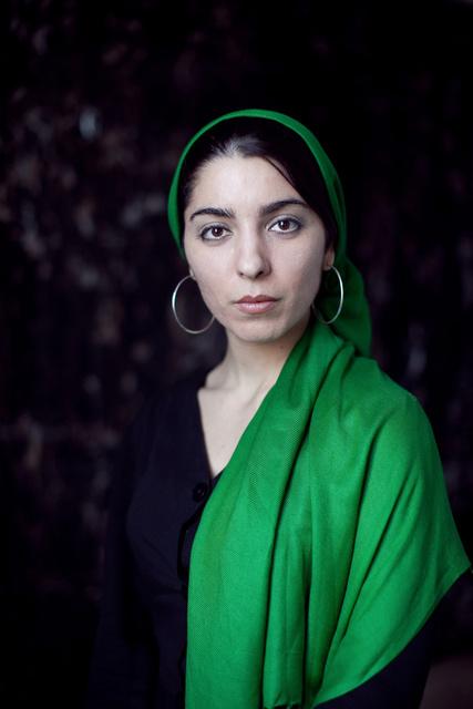 samira makhmalbaf, director