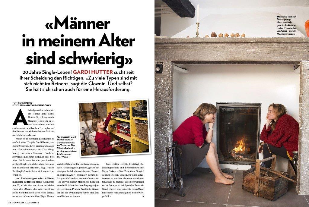 Schweizer Illustrierte 47/2013