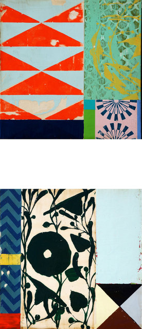 30. small block paintings