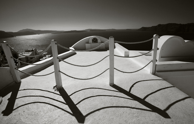 Santorini Railing