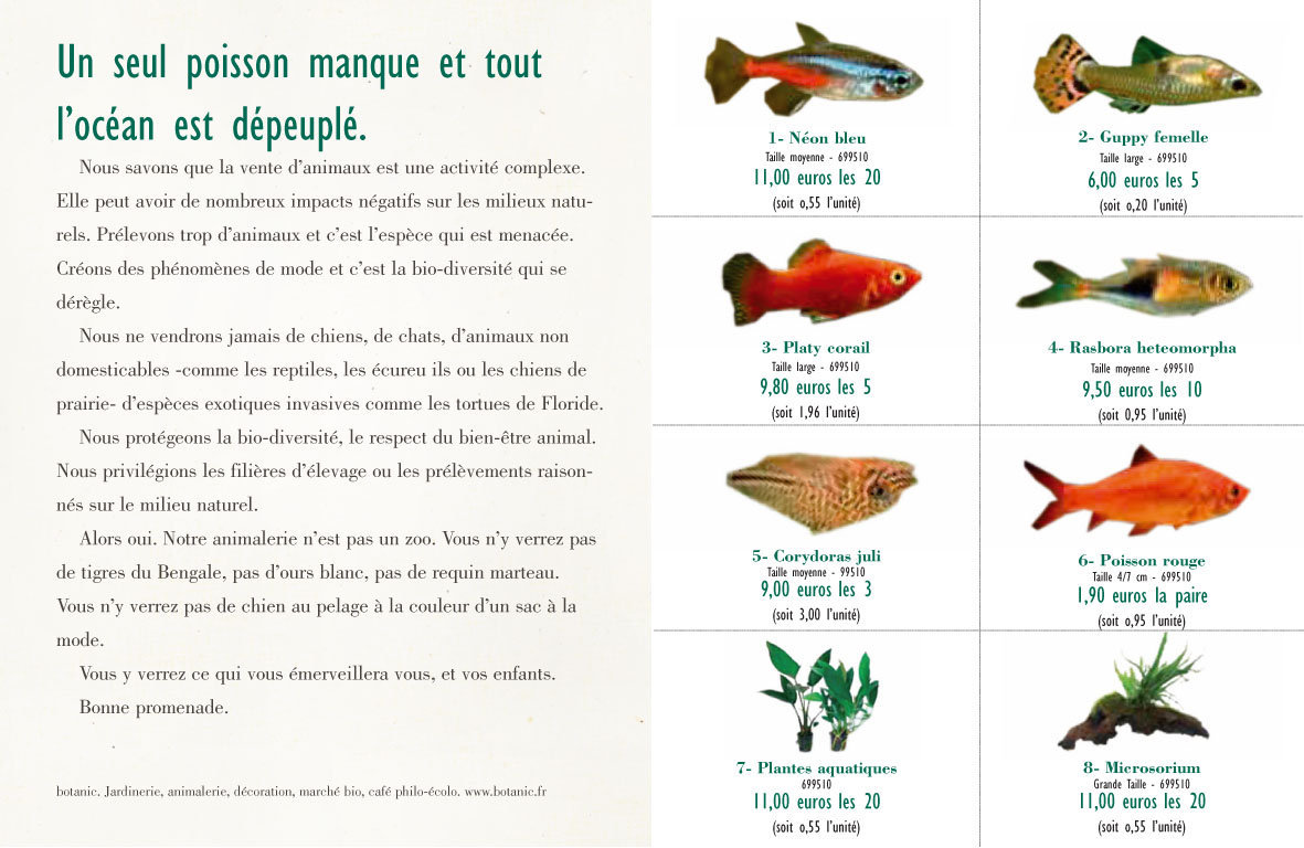 "<font color=""#aaa7a6"">Guide animalerie, prospection (introduction).</font>"