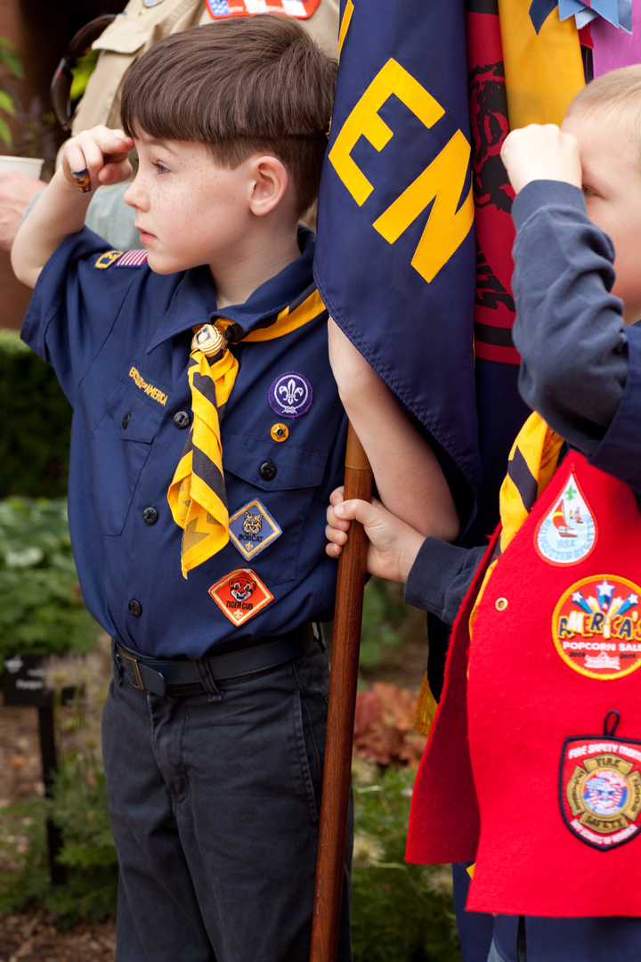Boy Scout 100th Anniverary