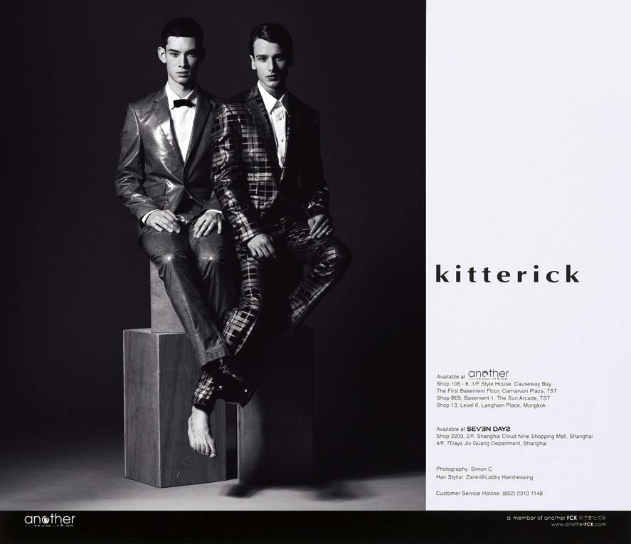 KITTERICK 08 F/W