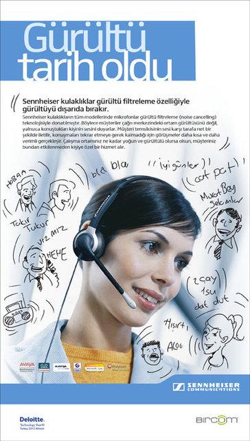 Sennheiser - Press Ads