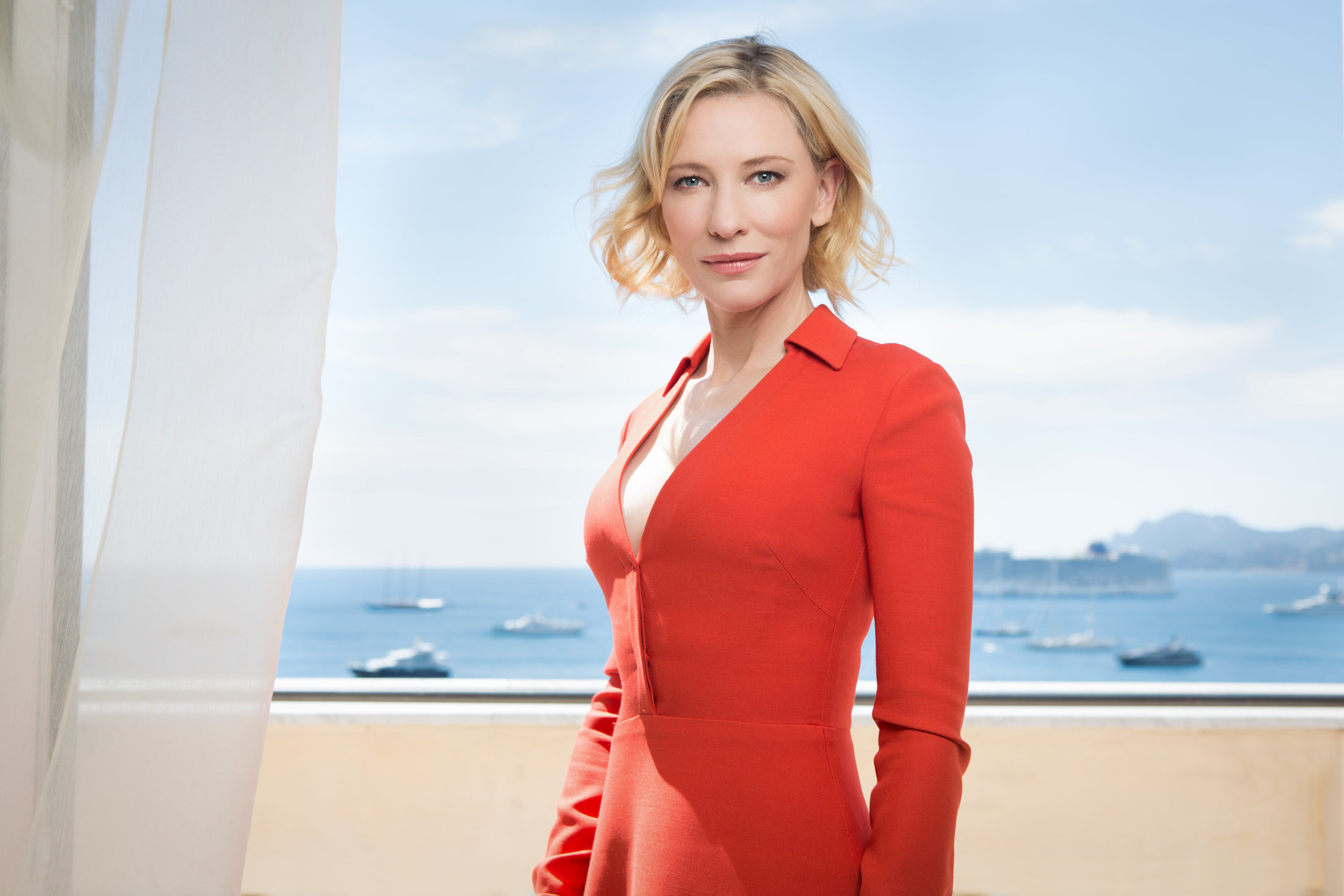 cate blanchett, actress