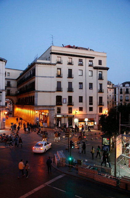 madrid - nabij plaza major