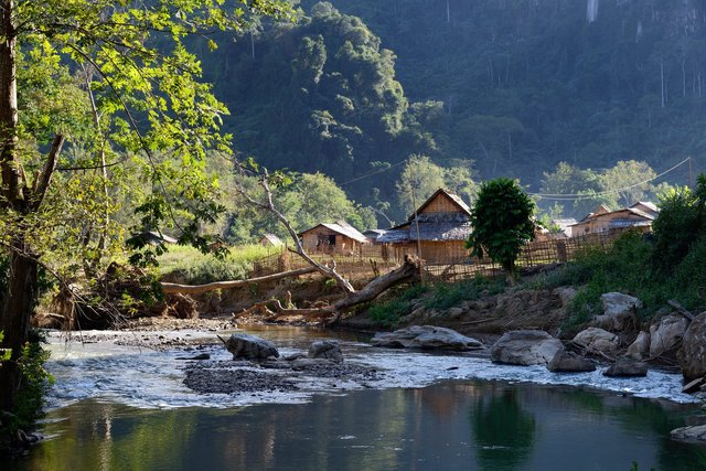 Lost in peace - Laos