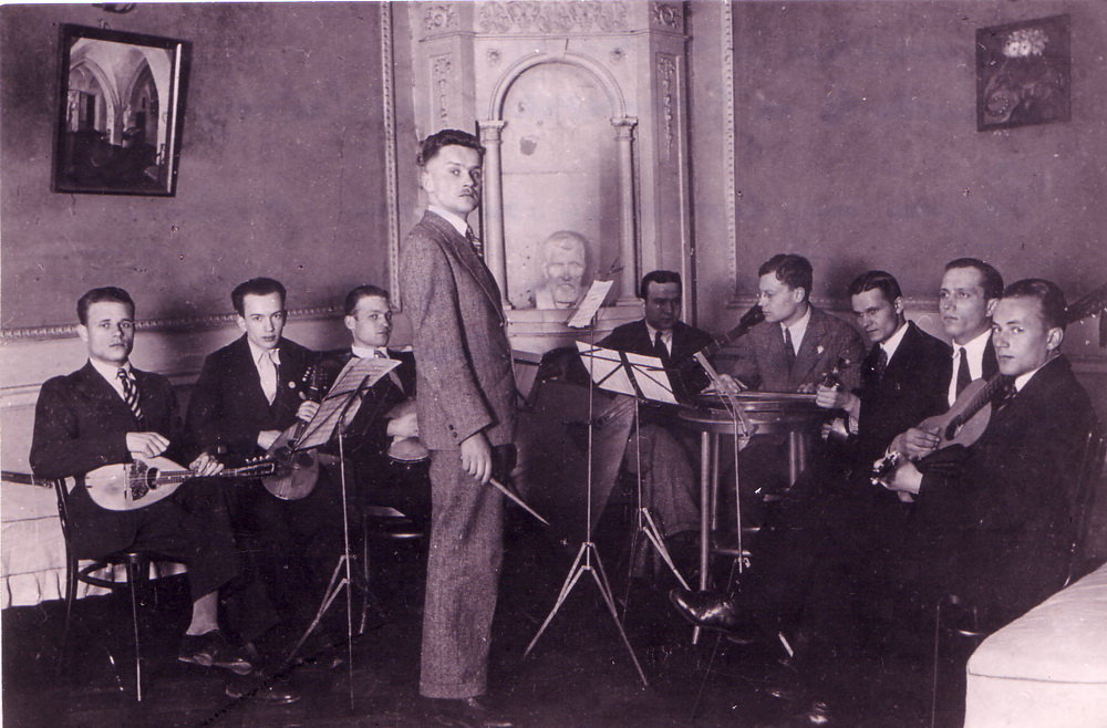 1935-Wilno-dyrygent Janusz Bulhak.jpg