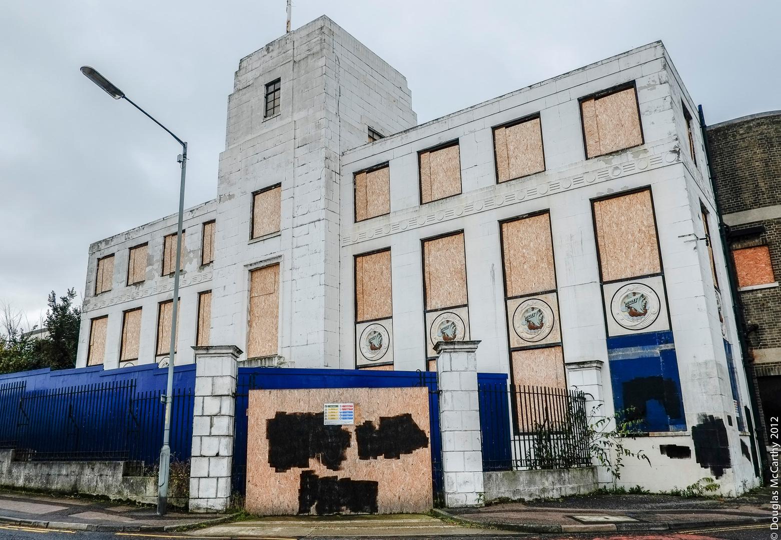 WT Henley Telegraph Works, Gravesend