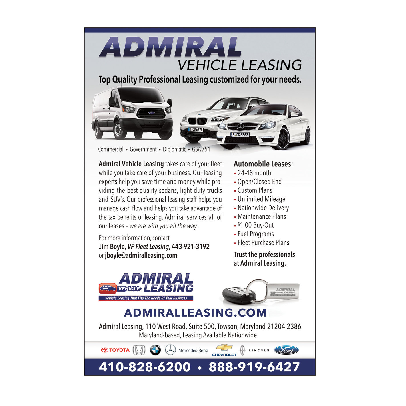 Auto Dealership Advertisements