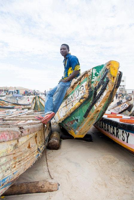 Ousmane, (21), Senegal