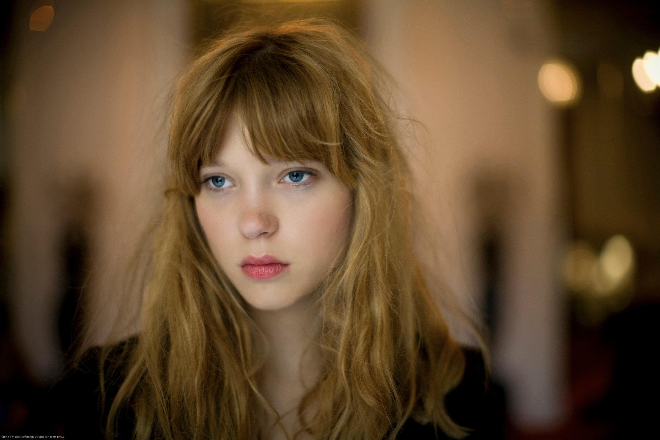 lea seydoux, actress