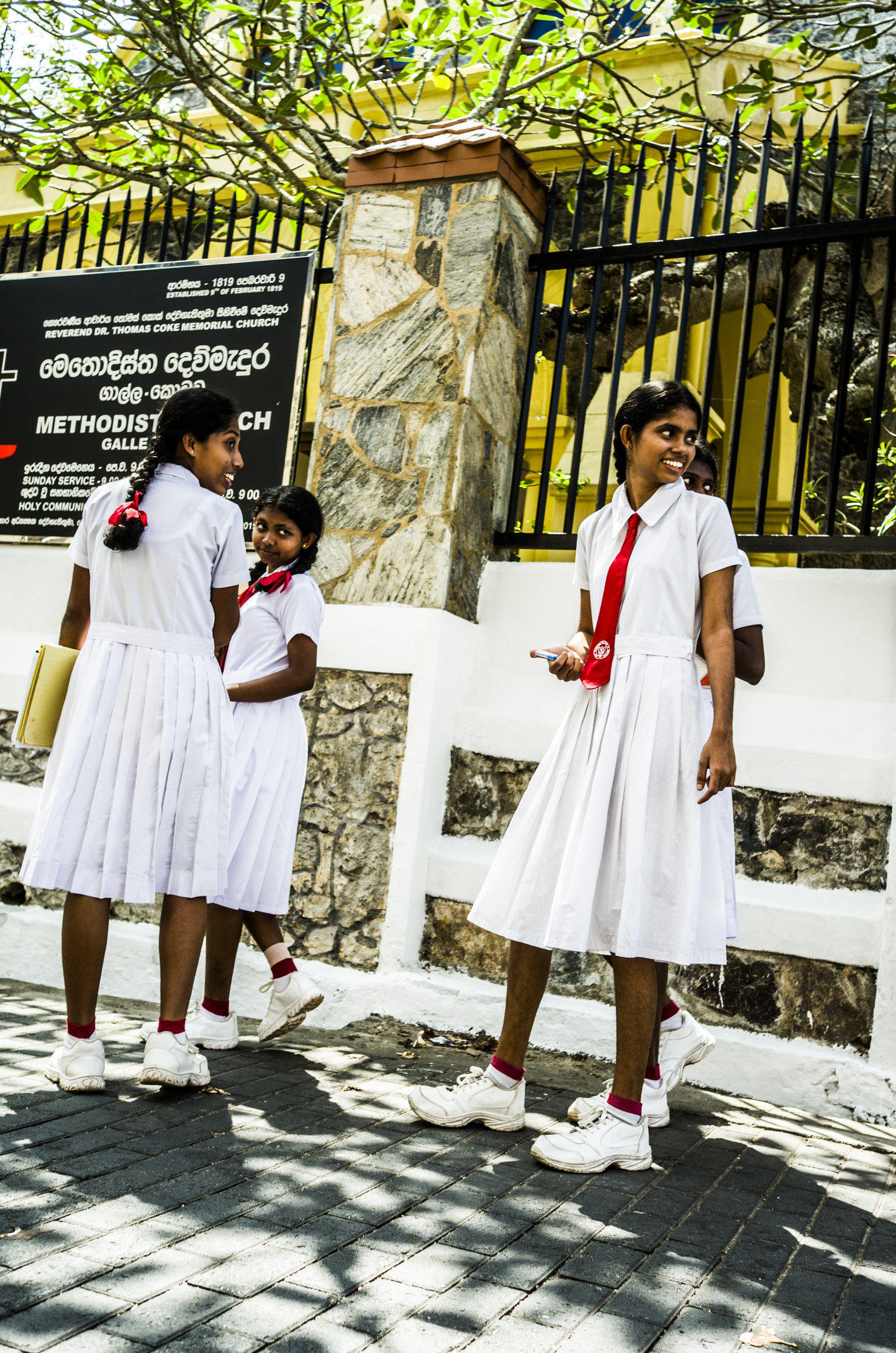 Galle, Sri Lanka. 2015.