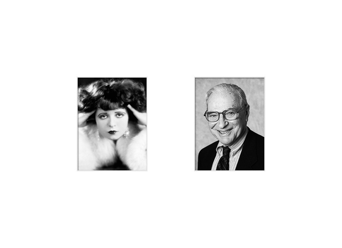 Clara BOW / Kenneth J. ARROW