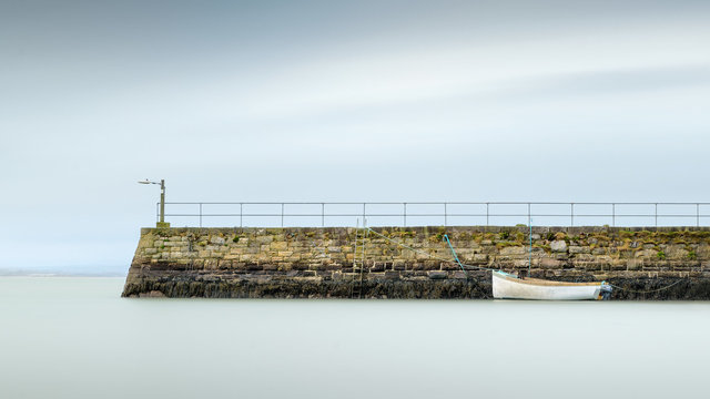 Ballinagoul Harbour, Ring, Co. Waterford