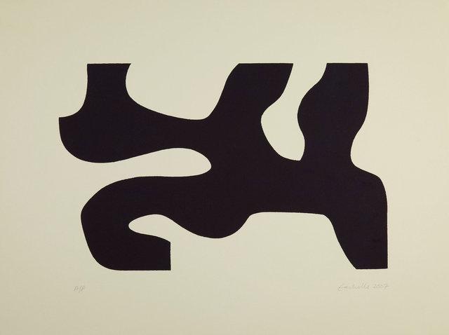 'Monochrome Form 1'