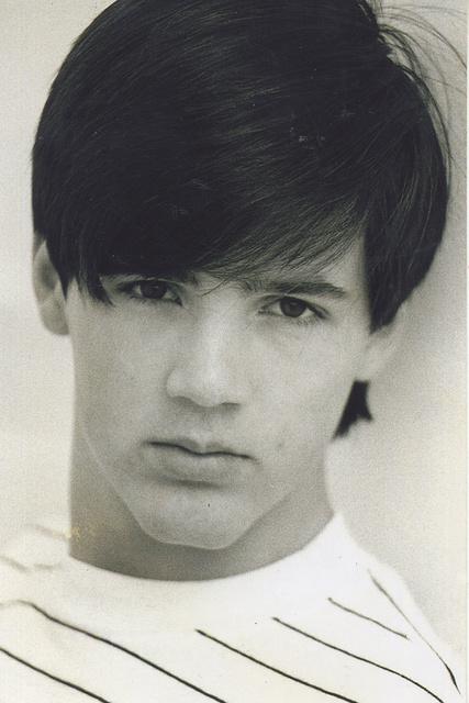 MARK STIERWALT -  TEEN COMMERCIAL ACTOR