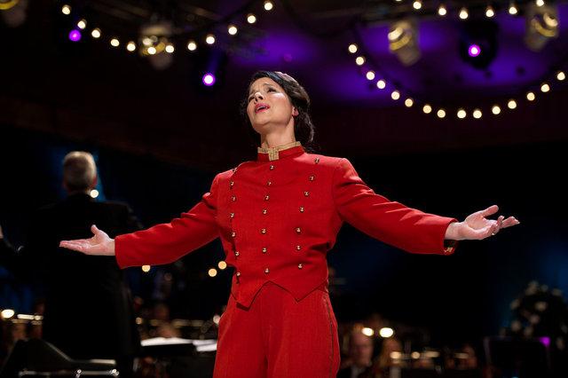 """Epiphany Consert"" Berwalld consert hall. Conductor Paul Daniel."