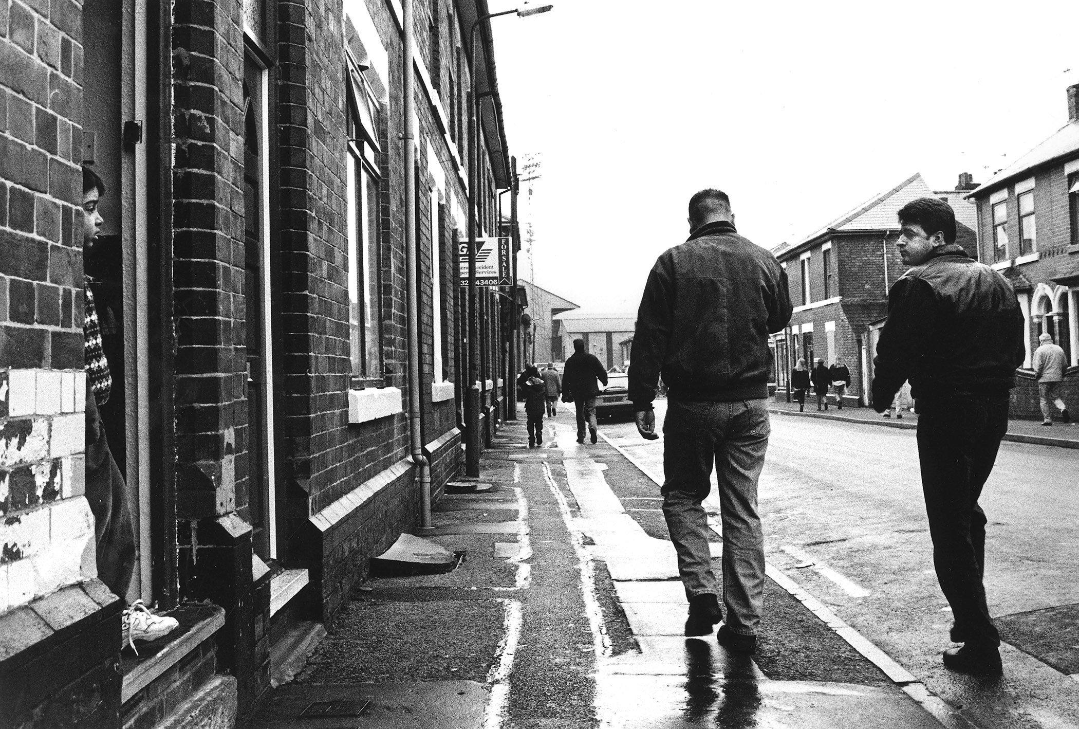 Cambridge Street, Derby