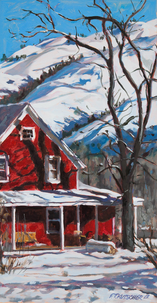 Methow Farmhouse_ Oil on paper on board_ 21 x 11 inches. Artist's ref 2017_28.jpg