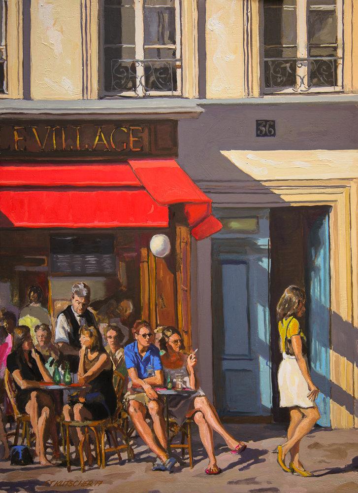 Le Village Café Bistro