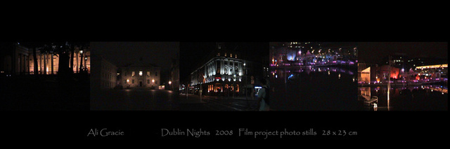 Dublin Nights by Alison Gracie