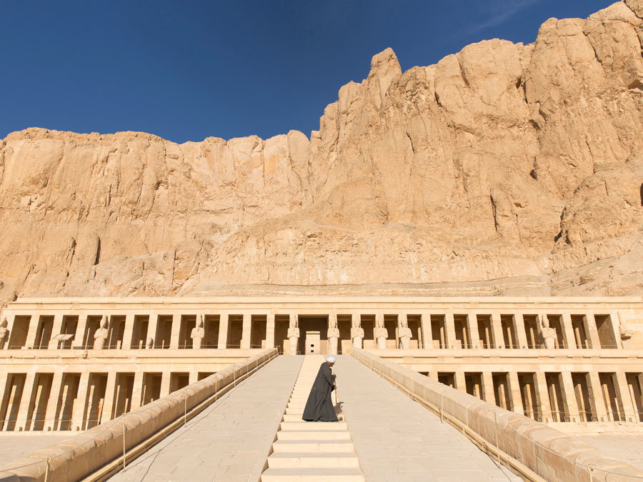 Temple of Hatshepsut - Luxor