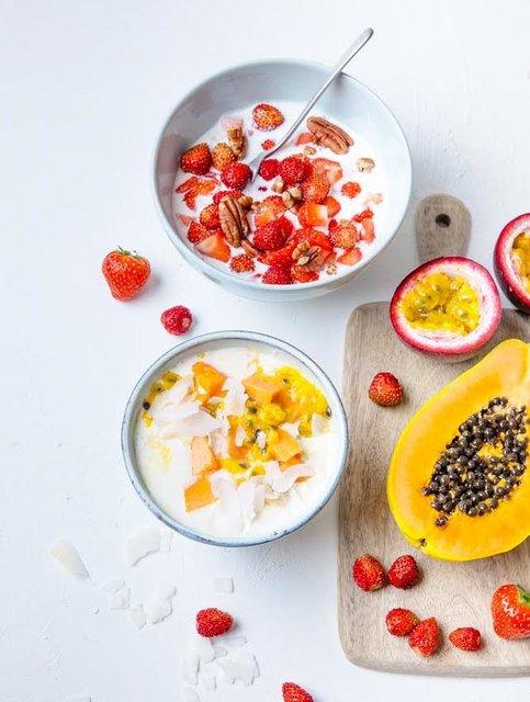 Petits dej' super vitaminés / Hachette