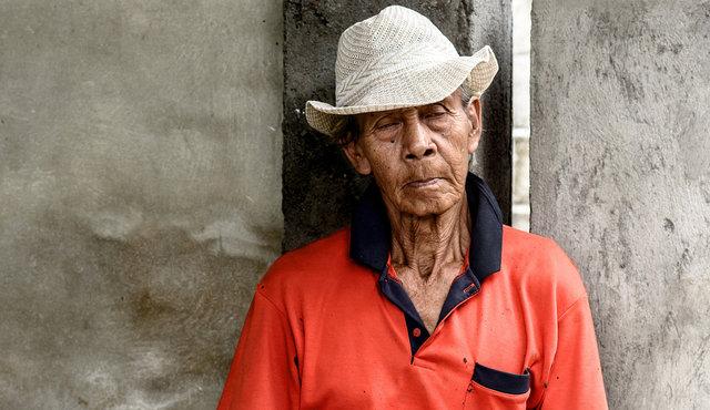 Old Man, Bali