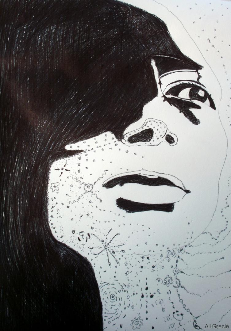 Portrait 1 by Alison Gracie