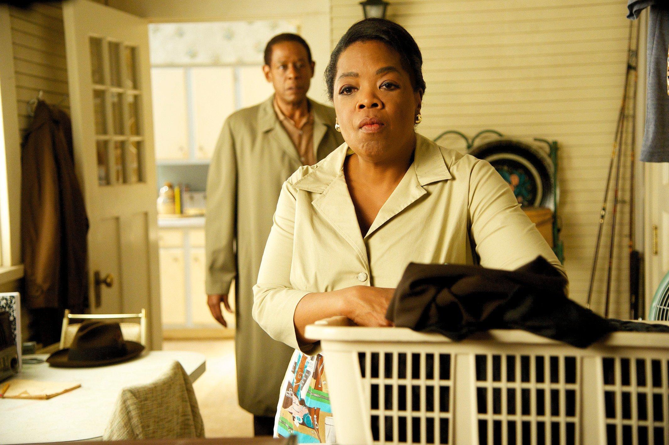 Forest Whitaker  Oprah Winfrey