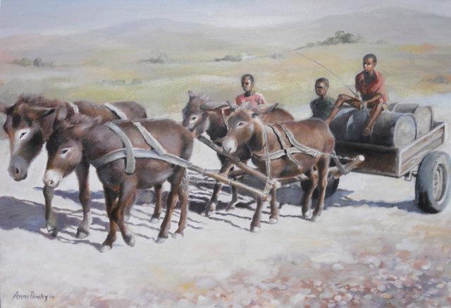 Donkey Cart 2009.jpg