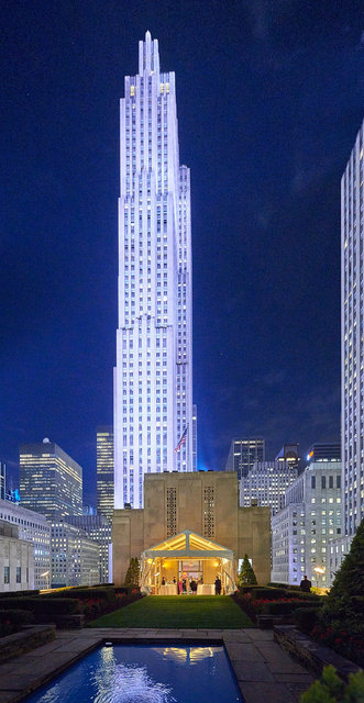 Roundabout Theatre Company's Artistic Director's Circle Dinner, Rockefeller Center