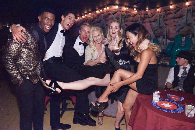 Paramour Opening Night Party
